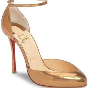 Christian Louboutin Dollyla shoe NIB 38.5